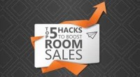 Top 5 Hacks To Boost Room Sales For Small Hotels