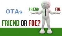 OTAs  Friend or foe