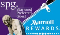 The impact of Marriott + Starwood loyalty program reciprocate benefits after the merge